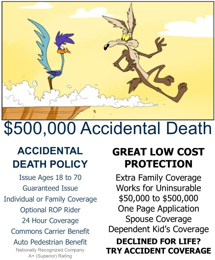 Accident Policy 2.0518 r