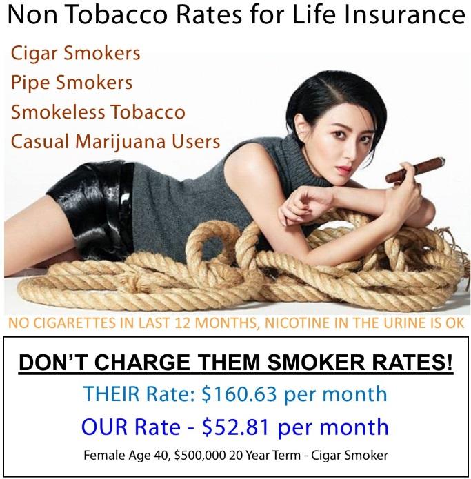 Cigar Smoker.-0518R