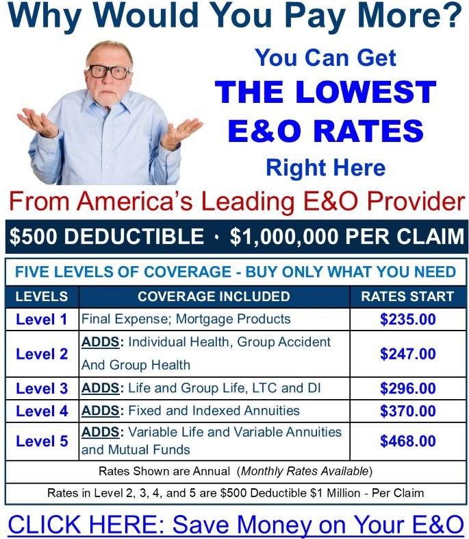 E&O 3.0918R