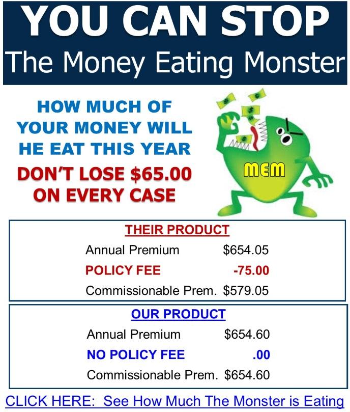 Policy Fees 3.0219R