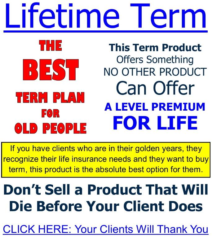 Lifetime Term 2.0819R